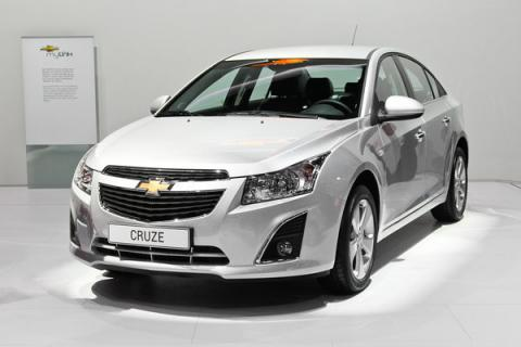 История модели Chevrolet Cruze